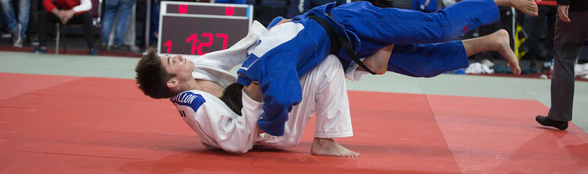 Alexis Bataillon, judo : private bank Bonhôte