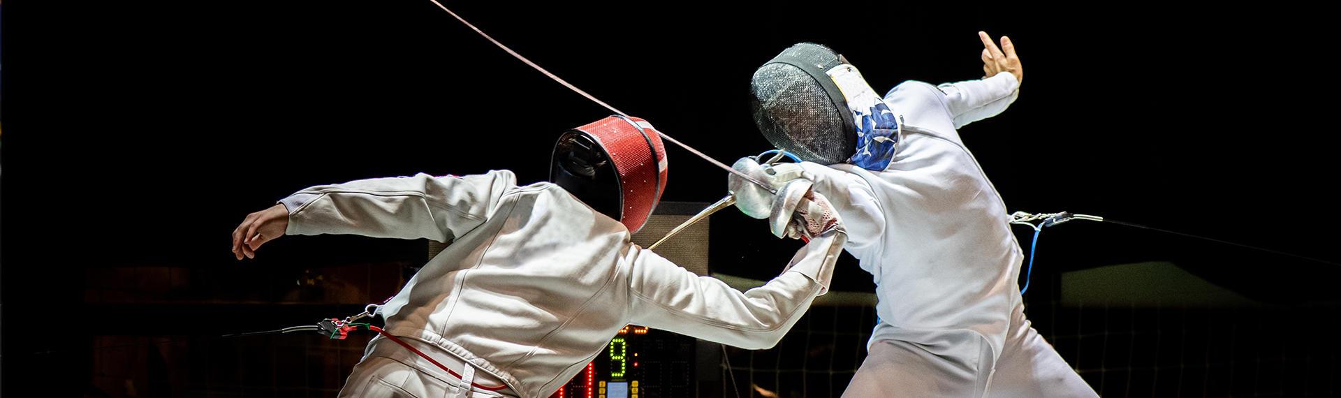 Sven Vineis, Fencing - private bank Bonhôte
