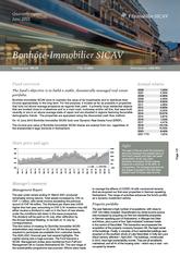 Last quarterly report