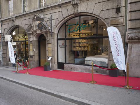 Banque Bonhôte Lausanne