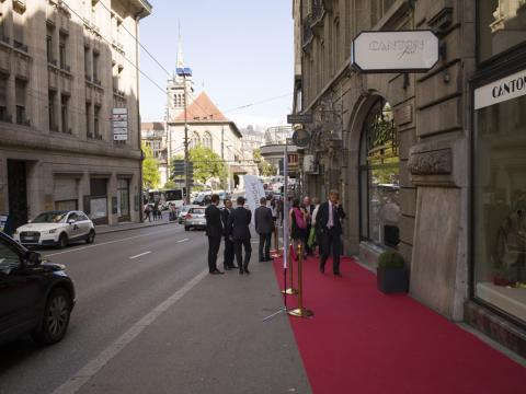 Banque privée Bonhôte : Lausanne, Neuchâtel, Genève, Bienne, Berne