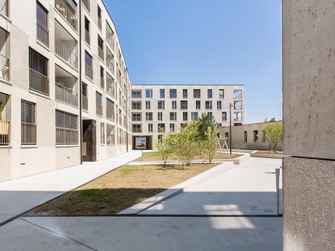 Bonhôte-Immobilier : Morges - Les Résidences du Lac