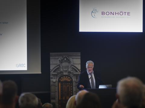 Lausanne - Banque privée Bonhôte