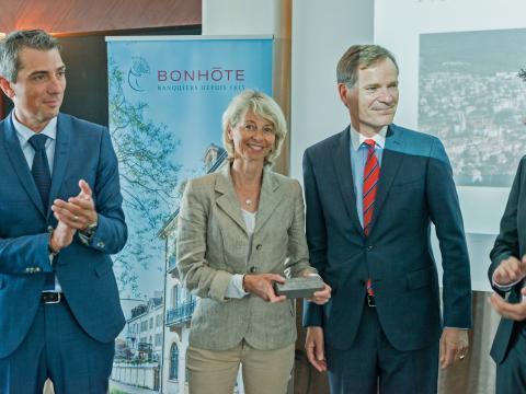 Banque privée Bonhôte : Neuchâtel, Genève, Lausanne, Berne Bienne