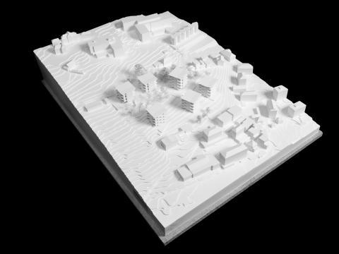 Devise du projet : Square Beauregard