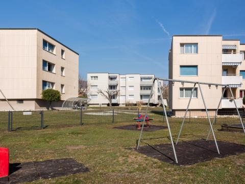 Fonds Bonhôte-Immobilier - Colombier