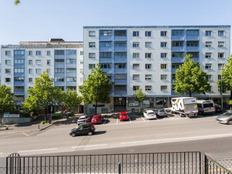 Fonds Bonhôte-Immobilier - Lausanne