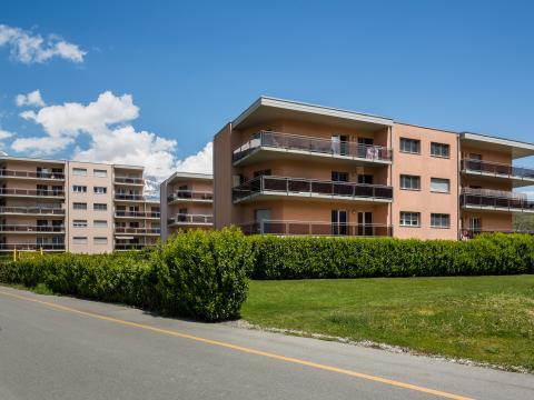 Fonds Bonhôte-Immobilier - Conthey
