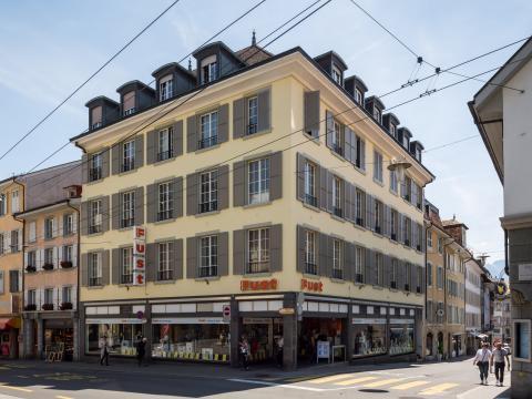 Fonds Bonhôte-Immobilier - Vevey