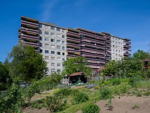 Fonds Bonhôte-Immobilier - Fribourg