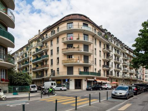 Fonds Bonhôte-Immobilier - Le Petit-Saconnex