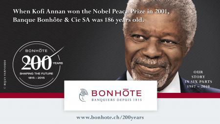 5. Kofi Annan (1987 - 2010)