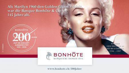 Werbung 4/6 - Unsere Geschichte in sechs Etappen: 1936 – 1987