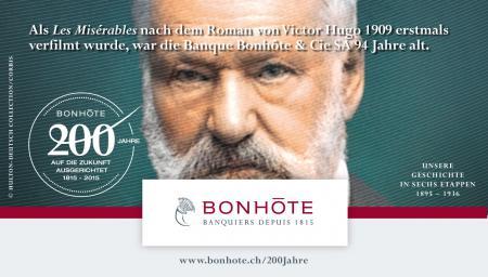 Werbung 3/6 - Unsere Geschichte in sechs Etappen: 1895 – 1936